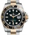 Rolex GMT-Master II Yellow Gold/Steel Black Dial & Ceramic Bezel Oyster Bracelet 116713LN - BRAND NEW