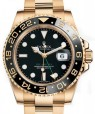 Product Image: Rolex GMT-Master II Yellow Gold Black Dial & Black Ceramic Bezel Oyster Bracelet 116718LN - BRAND NEW