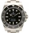 Rolex Submariner No Date Stainless Steel Black Dial & Ceramic Bezel Oyster Bracelet 114060 - PRE-OWNED
