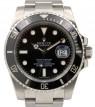 Rolex Submariner Date Stainless Steel Black Dial & Ceramic Bezel Oyster Bracelet 116610LN