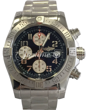 BREITLING A1338111|BC33|170A AVENGER II 43mm STAINLESS STEEL BRAND NEW