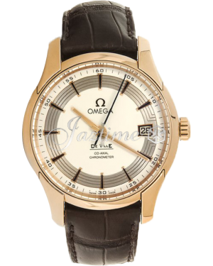OMEGA 431.63.41.21.02.001 Hour Vision 41 mm Red Gold BRAND NEW