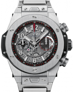 Hublot Big Bang Unico 411.NX.1170.NX Skeleton Arabic Titanium Case 45mm BRAND NEW