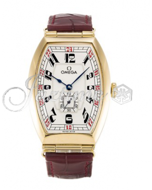 OMEGA 522.53.33.20.02.001 Olympic Collection 32.5 x 43.5 mm Yellow gold BRAND NEW