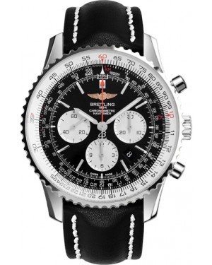 BREITLING AB012721|BD09|442X|A20BA.1 NAVITIMER 01 (46MM) STAINLESS STEEL BRAND NEW