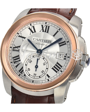 CARTIER W2CA0002 CALIBRE DE CARTIER 38mm Stainless Steel BRAND NEW