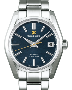 Grand Seiko Heritage Collection Stainless Steel Blue 40mm Dial Bracelet SBGH273 - BRAND NEW