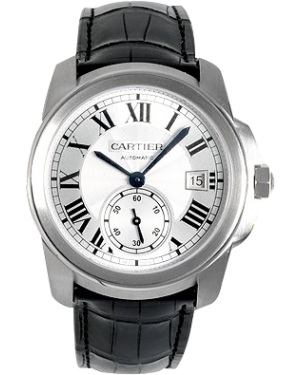 CARTIER WSCA0003 CALIBRE DE CARTIER 38mm Stainless Steel BRAND NEW