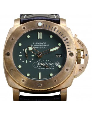 Panerai PAM 507 Luminor Submersible 1950 Bronze Bronzo Men's 47mm