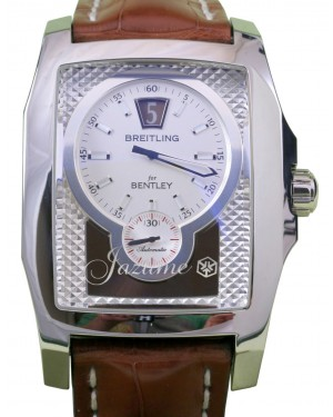 Breitling Bentley Flying B A28362 Stainless Stainless Steel Brown Jump Hour