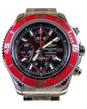 Breitling Superocean Chronograph II A13341X9/BA81 Red Abyss Pro 3 - BRAND NEW