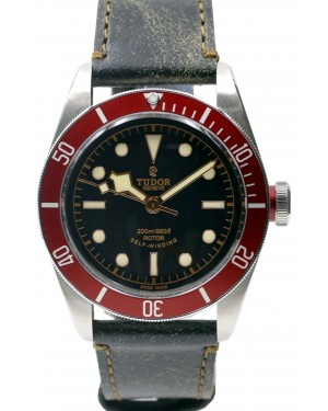 Tudor Heritage Black Bay 79220R Stainless Steel Automatic BRAND NEW