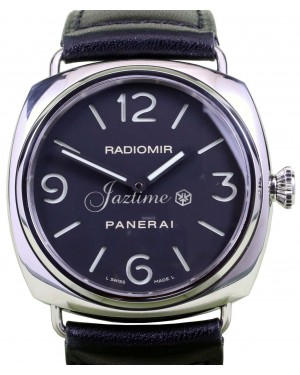 Panerai PAM 210 Historic Radiomir Men's 45mm Stainless Steel Leather
