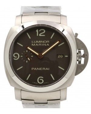 Panerai PAM 352 Luminor Marina 1950 44mm Polished Titanium - BRAND NEW