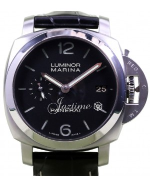 Panerai PAM 392 Luminor Marina 1950 Men's 42mm Stainless Steel Date BOX PAPERS