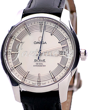 OMEGA 431.33.41.21.02.001 Hour Vision 41 mm Steel BRAND NEW