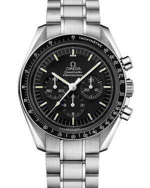Omega Speedmaster Moonwatch Professional 42mm Black Index Dial & Bezel Stainless Steel 42mm 311.30.42.30.01.006 - BRAND NEW