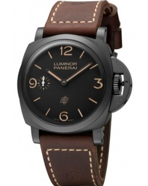 Panerai Pam 617 Luminor 1950 DLC Black Titanio 3 Day Special Edition 47mm BRAND NEW