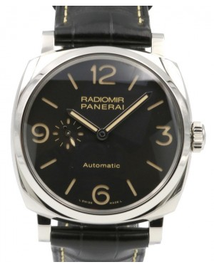 Panerai PAM 572 Radiomir 1940 Men's 45mm Stainless Steel 3 Days Automatic PRE-OWNED
