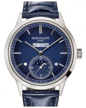 Patek Philippe Grand Complications Platinum 41.3mm Blue Dial Strap 5236P-001 - BRAND NEW