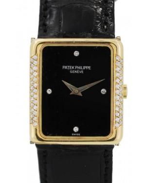 Patek Philippe Ladies Manual Wind Vintage Gold - PRE-OWNED