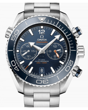 OMEGA 215.30.46.51.03.001 SEAMASTER PLANET OCEAN 600 M CO-AXIAL CHRONOGRAPH 45.5MM STEEL BRAND NEW