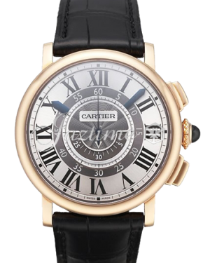 CARTIER W1555951 ROTONDE DE CARTIER 42MM 18K PINK GOLD BRAND NEW