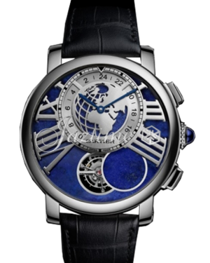 CARTIER W1556222 ROTONDE DE CARTIER 47MM PLATINUM BRAND NEW
