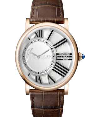 CARTIER W1556223 ROTONDE DE CARTIER 42MM 18K PINK GOLD BRAND NEW