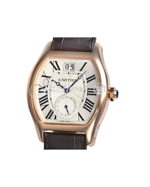 CARTIER W1556234 TORTUE 18K PINK GOLD BRAND NEW