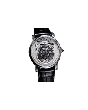 CARTIER W1556242 ROTONDE DE CARTIER 45MM PLATINUM BRAND NEW