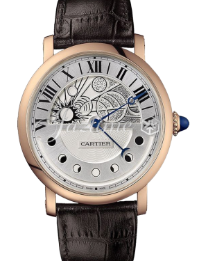 CARTIER W1556243 ROTONDE DE CARTIER 43.5MM PINK GOLD BRAND NEW