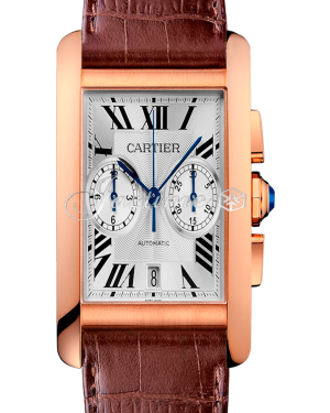 CARTIER W5330005 TANK MC PINK GOLD BRAND NEW