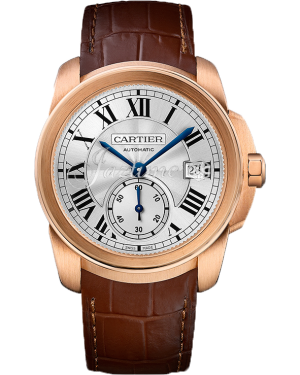 CARTIER WGCA0003 CALIBRE DE CARTIER 38mm 18K Pink Gold Brand New 2017