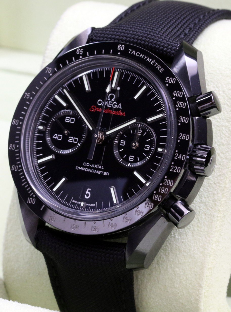 Omega Speedmaster Moonwatch 311 92 44 51 01 003 Dark Side
