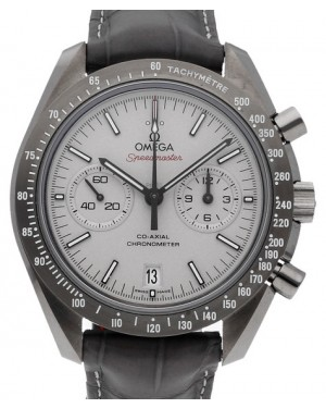 Omega 311.93.44.51.99.001 Speedmaster Moonwatch Co-Axial Chronograph 44.25mm Grey Ceramic Grey Side of the Moon