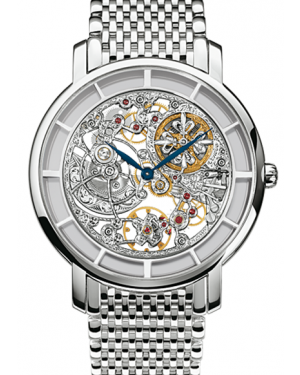 Patek Philippe 5180/1G-010 Complications 39mm Skeleton White Gold Automatic BRAND NEW