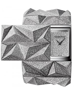 Audemars Piguet 79418BC.ZZ.9188BC.01 Haute Joaillerie Diamond Punk 40mm  Diamond Set White Gold BRAND NEW