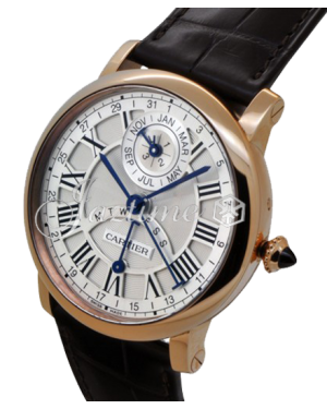 CARTIER W1556217 ROTONDE DE CARTIER 40.5MM 18K PINK GOLD BRAND NEW