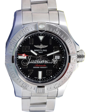 BREITLING A1733110|BC31|169A AVENGER II SEAWOLF 45mm STAINLESS STEEL BRAND NEW