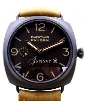Panerai PAM 504 Radiomir Composite 3 Days Men's 47mm Brown - BRAND NEW