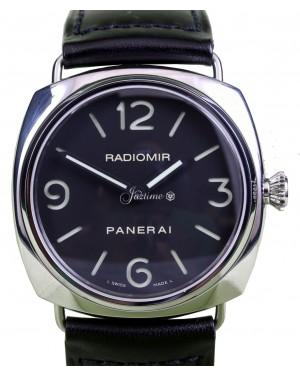 Panerai PAM 210 Radiomir 3 Days Black 45mm Stainless Steel