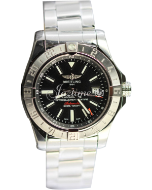 BREITLING A3239011|BC35|170A AVENGER II GMT 43mm STAINLESS STEEL BRAND NEW