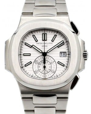 Patek Philippe Nautilus 5980/1A-019 White Stainless Steel 40mm
