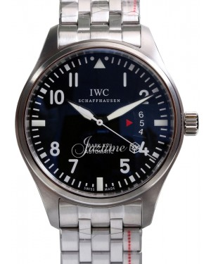 IWC Pilots Mark XVII IW326504 Automatic Men's Midsize 41mm Stainless Steel BRAND NEW