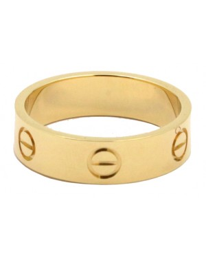 Cartier Love Ring B4084657 Rose Gold Pink Gold BRAND NEW