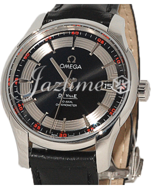 OMEGA 431.33.41.21.01.001 Hour Vision 41 mm Steel BRAND NEW