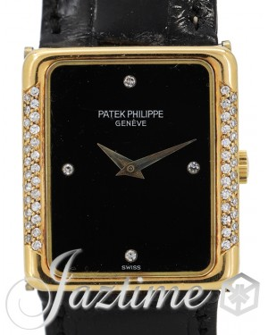 Patek Philippe Ladies Manual Wind Vintage Gold - PRE-OWNED