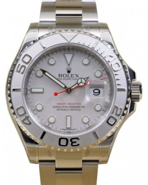Rolex Yacht-Master 116622 Men's 40mm Platinum Stainless Steel BRAND NEW