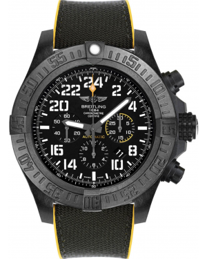 Breitling Avenger Hurricane Black Arabic XB1210E4/BE89-257S BRAND NEW